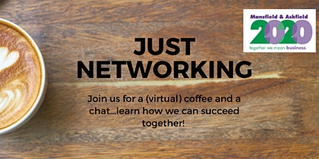 JUST Networking - Thursday Breakfast tickets