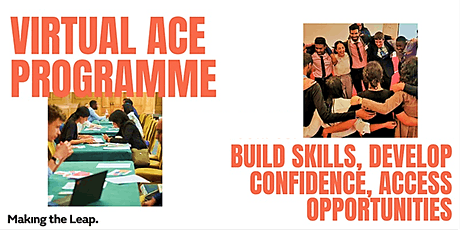 Making The Leap Virtual Ace Programme tickets