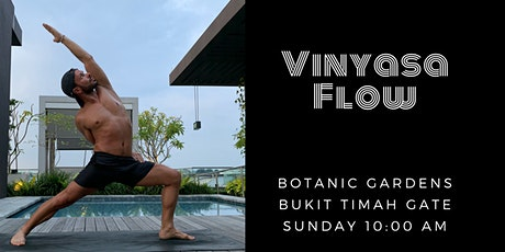 Vinyasa Flow at Botanic Gardens tickets