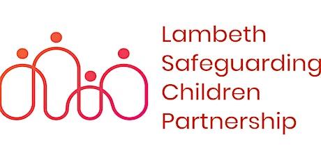 Lambeth Parental substance misuse workshop tickets