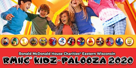RMHC KIDS-PALOOZA 2020 tickets