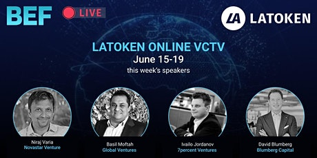 LATOKEN Venture Capital TV tickets