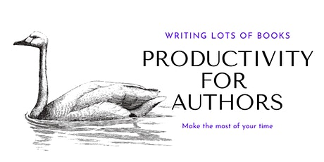 Productivity for Authors: webinar in partnership with the British Library tickets