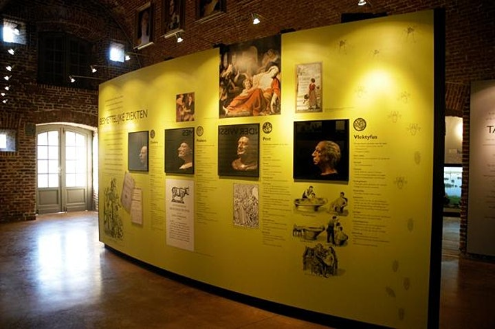 Afbeelding van Bezoek bezoekers- en belevingscentrum Fort Liefkenshoek