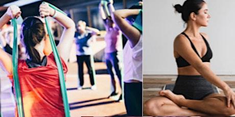 BODY-MIND Træning for hold - Komplet træning for krop og sind tickets