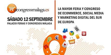 8º eCongress Málaga | SÁBADO 12 SEPTIEMBRE: Diputación de Málaga entradas