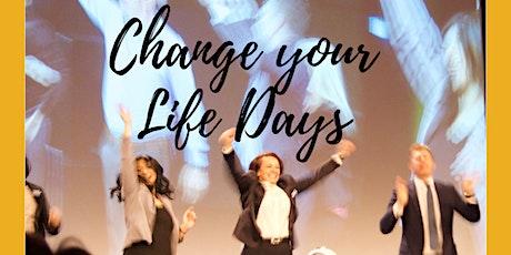 CHANGE YOUR LIFE DAYS! Das Event für selbstständige Frauen! Tickets