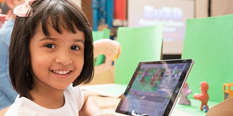 Inclusive Virtual Imagination Hub Programme: Playing With Animation tickets