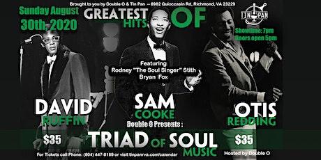 "Triads of Soul (feat. Rodney ""The Soul Singer"" Stith & Bryan Fox) tickets"