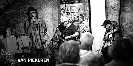 Van Piekeren (Middag) tickets