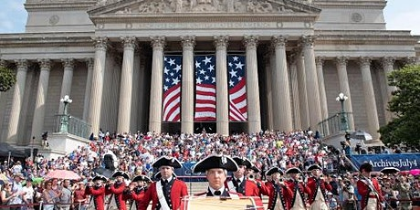 July 4 with the National Archives tickets