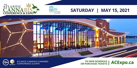 2021 ACExpo    The Atlantic Cannabis Conference & Expo tickets