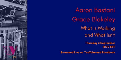 VERSO LIVE: Aaron Bastani and Grace Blakeley tickets