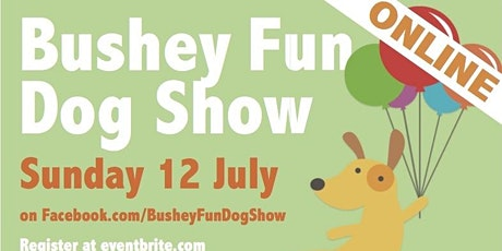 Bushey Fun Dog Show tickets