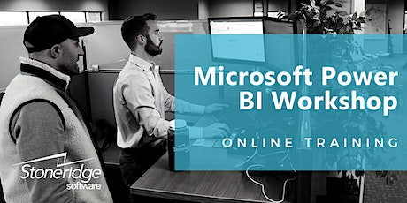 Microsoft Power BI Workshop ingressos