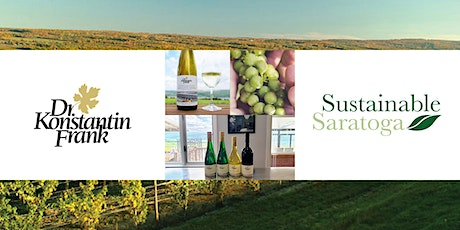 Virtual wine tasting event to benefit Sustainable Saratoga tickets