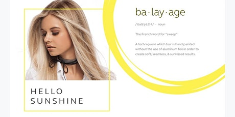 ALL Day Hands On Sunlights Balayage Class tickets