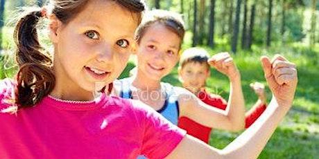 Summercamp - Selbstbehauptung und Selbstverteidigung für Kinder Tickets
