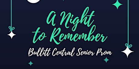 2020 Bullitt Central Senior Prom tickets