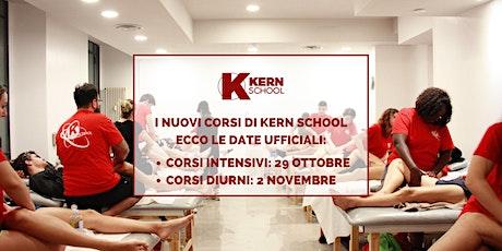 Corso Massoterapisti Ottobre 2020 biglietti