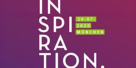 INSPIRATION - Ideen & Informationen für die Eventbranche der Zukunft Tickets
