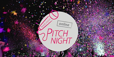 borek.digital Pitch Night - online - Tickets
