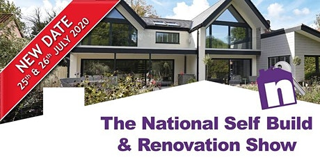 National Self Build & Renovation Show tickets