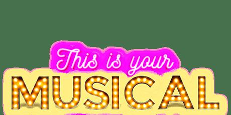 Musical Dancing Stars Zoom Class tickets