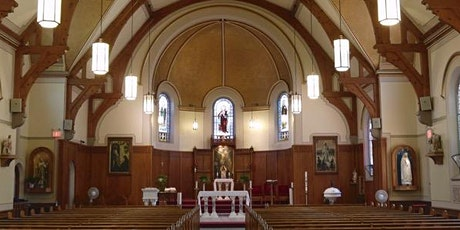 Sunday Mass St. Gregory the Great, Oshawa tickets