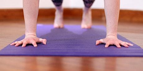 Hatha Yoga [ONLINE CLASS] 11am-12pm tickets