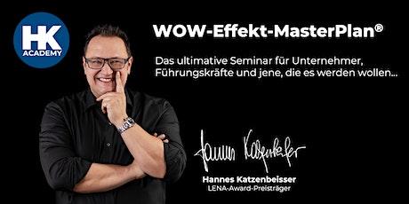 WOW-Effekt-MasterPlan® Tickets