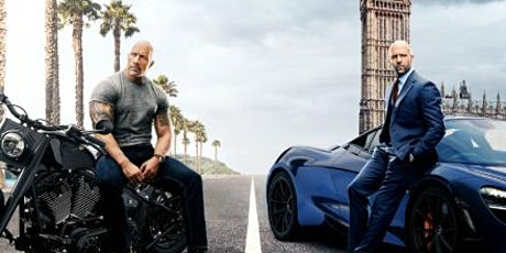 Fast & Furious: Hobbs & Shaw im filmriss AVU Autokino Tickets