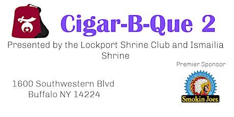 Cigar-B-Que 2 tickets