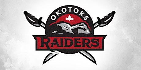 Okotoks Raiders Outdoor Skills Camp - 12U and up tickets
