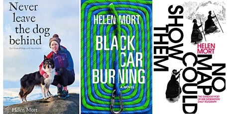 Never Leave the Dog Behind: An Evening with Helen Mort biglietti