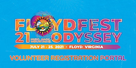 FloydFest 21~Odyssey Volunteer Registration Portal tickets