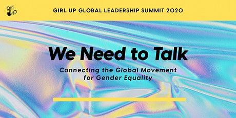 Virtual 2020 Girl Up Leadership Summit tickets