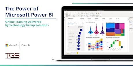 The Power of Microsoft Power BI tickets