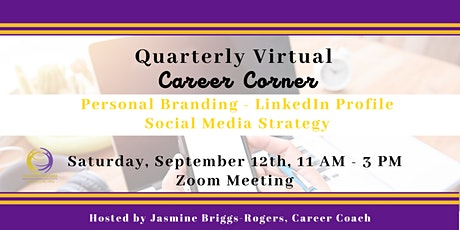 Virtual Career Corner Intensive tickets