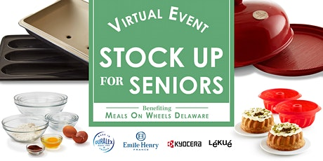 Stock Up For Seniors 2020 tickets