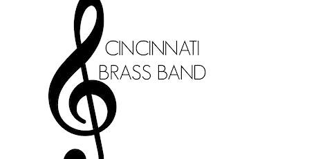 Summer Concert Series: Cincinnati Brass Band tickets