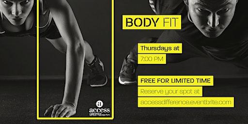BodyFit: Corrective Fitness