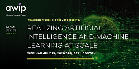 AI/ML Series Episode 2: Realizing AI and ML at Scale tickets