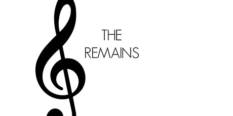 Summer Concert Series: The Remains tickets