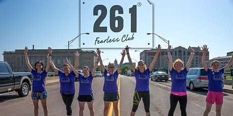 Social Run/Walk/Workout with 261 Fearless tickets