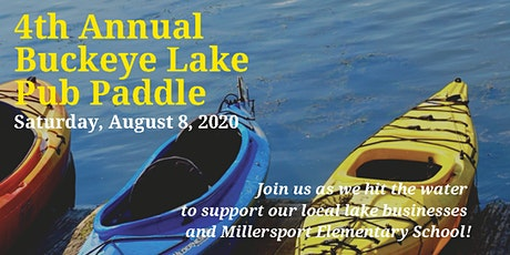 4th Annual Buckeye Lake Pub Paddle tickets