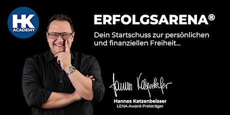 ERFOLGSARENA® Tickets