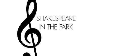 Summer Concert Series: Cincinnati Shakespeare tickets