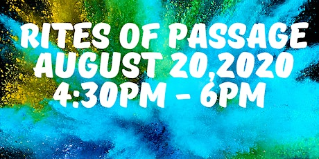 Rites of Passage -  Your Creative Power tickets