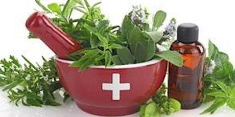 """Charla online  """"Plantas medicinales, entre el Mito y la Ciencia"""" entradas"""
